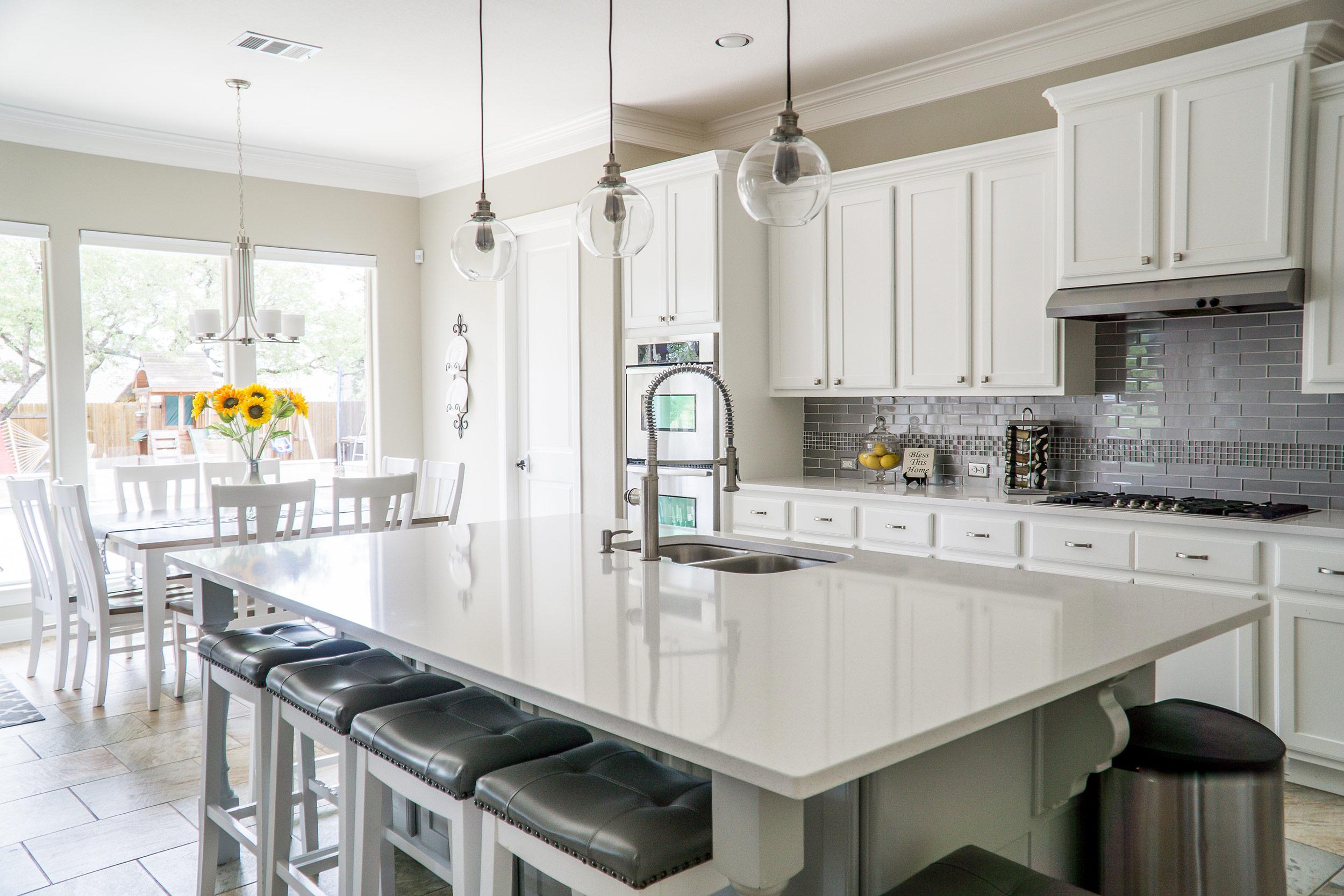 Kitchen Cabinet Painting - Branson Paint Co